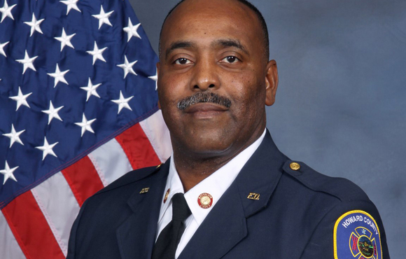 Lou Winston Fire Chief